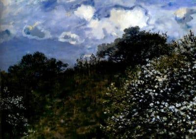 Le printemps - Claude Monet (1875)