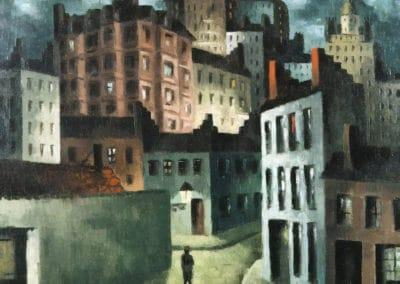 Le village - Frans Masereel (1927)