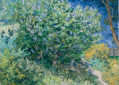 Lilas - Vincent van Gogh (1899)