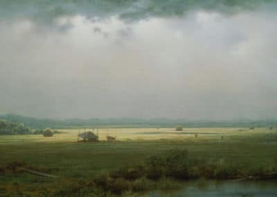 Meadows - Martin Johnson Heade (1896)
