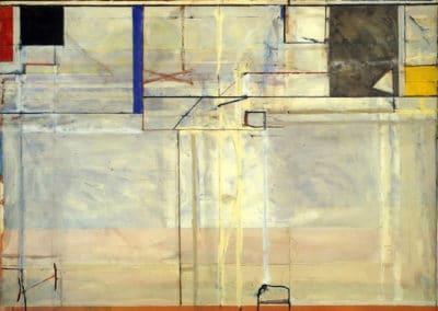 Ocean park 131 - Richard Diebenkorn (1985)