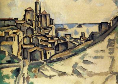 Paysage à Cadaques - André Derain (1913)