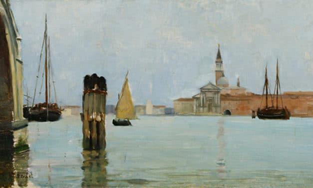 Les vagues de la lagune – Franck Venaille