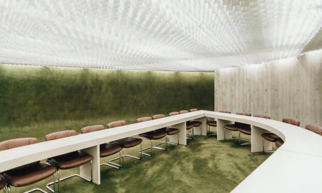 Siège du parti communiste français – Oscar Niemeyer