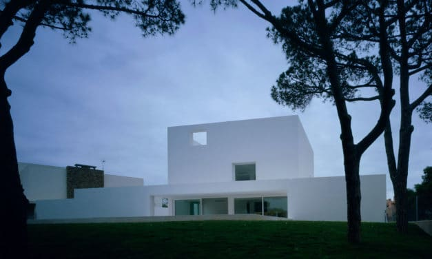 Asencio house – Alberto Campo Baeza