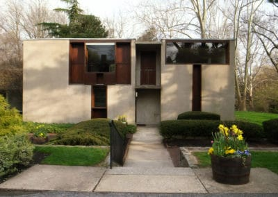 Esherick House - Louis Khan 1961 (1)