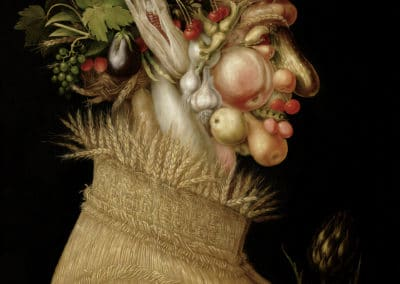 Ete - Giuseppe Arcimboldo (1590)