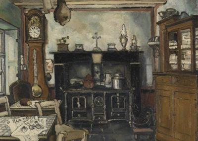 La cuisine - Paul Delvaux (1932)