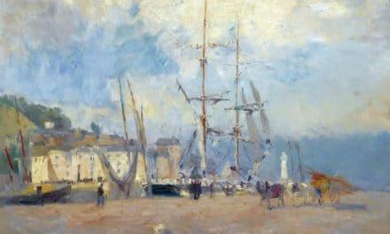 La mer – Nérée Beauchemin