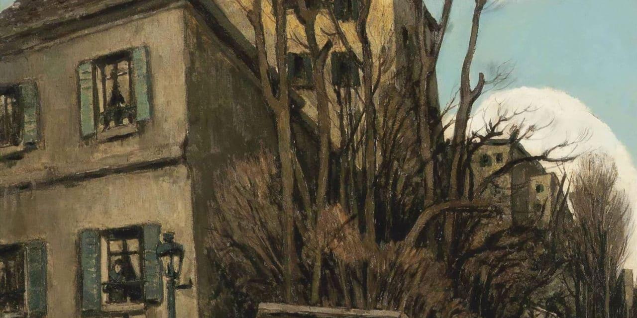 La maison solitaire – Nérée Beauchemin