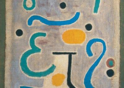 Le vase - Paul Klee (1926)
