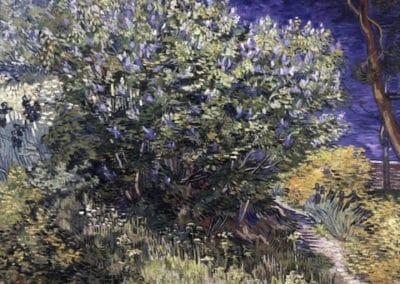 Lilas - Vincent van Gogh (1889)