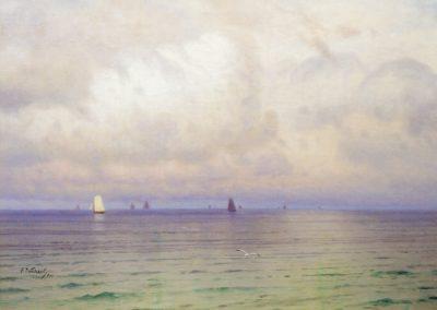 Mer - Nikolay Dubovskoy (1900)