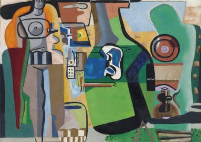 Nature morte et figure - Le Corbusier (1951)