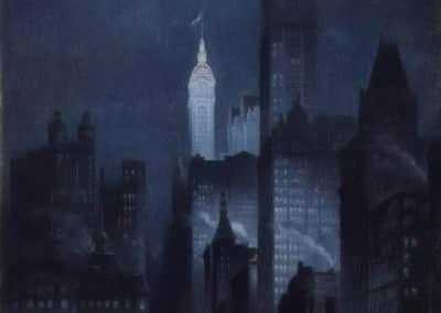 New York - Rudolf Daniel Ludwig Cronau (1922)