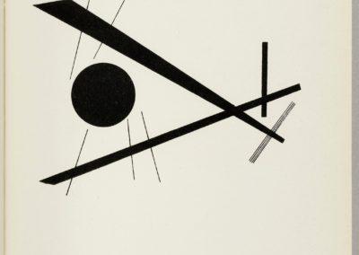 Point et ligne sur plan - Vassily Kandinsky 1926 (166)