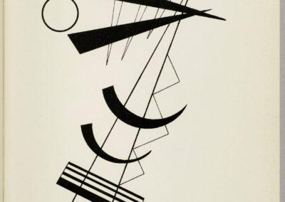 Point et ligne sur plan - Vassily Kandinsky 1926 (168)