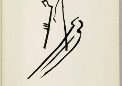 Point et ligne sur plan - Vassily Kandinsky 1926 (172)