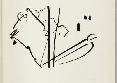 Point et ligne sur plan - Vassily Kandinsky 1926 (174)