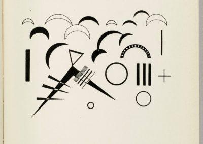 Point et ligne sur plan - Vassily Kandinsky 1926 (180)