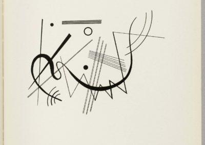 Point et ligne sur plan - Vassily Kandinsky 1926 (186)
