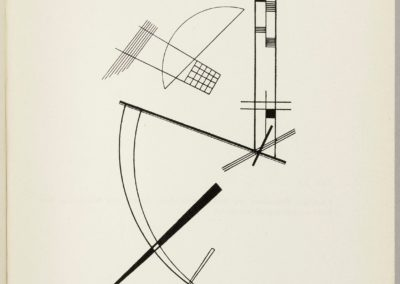 Point et ligne sur plan - Vassily Kandinsky 1926 (194)