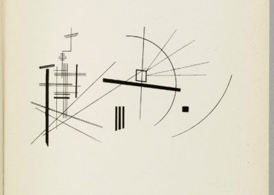 Point et ligne sur plan - Vassily Kandinsky 1926 (196)