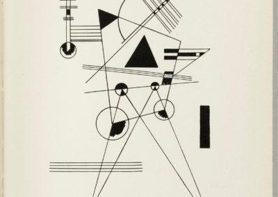 Point et ligne sur plan - Vassily Kandinsky 1926 (198)