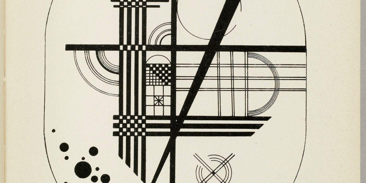 Point et ligne sur plan – Vassily Kandinsky