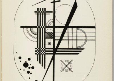 Point et ligne sur plan - Vassily Kandinsky 1926 (200)