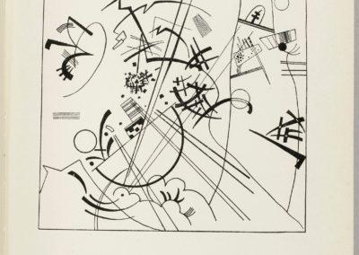 Point et ligne sur plan - Vassily Kandinsky 1926 (202)