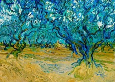 Saint Remy - Vincent van Gogh (1889)