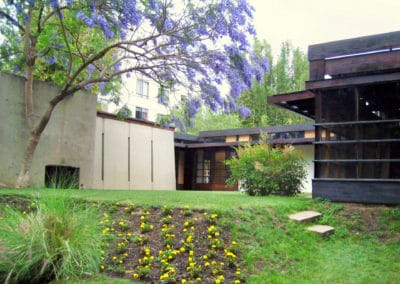 Schindler house - Rudolf Schindler 1921 (4)