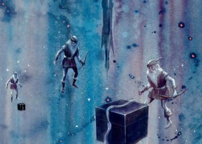 Science-fiction - Ed Emshwiller 1960 (11)