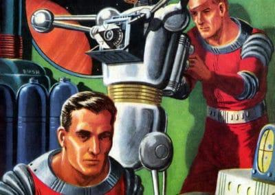 Science-fiction - Ed Emshwiller 1960 (8)