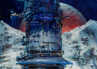 Science-fiction - John Berkey 1960 (1)