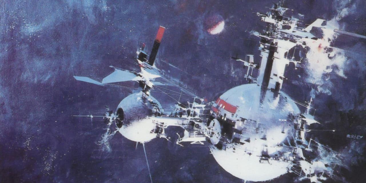 Science-fiction – John Berkey