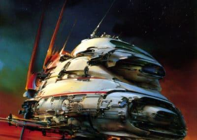 Science-fiction - John Berkey 1960 (11)