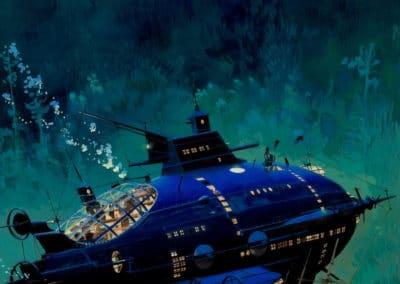 Science-fiction - John Berkey 1960 (13)