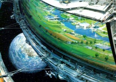 Science-fiction - John Berkey 1960 (14)