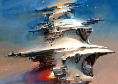 Science-fiction - John Berkey 1960 (16)