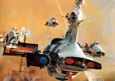 Science-fiction - John Berkey 1960 (17)