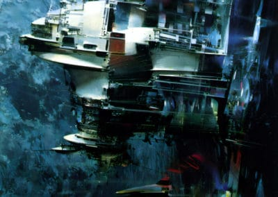 Science-fiction - John Berkey 1960 (18)