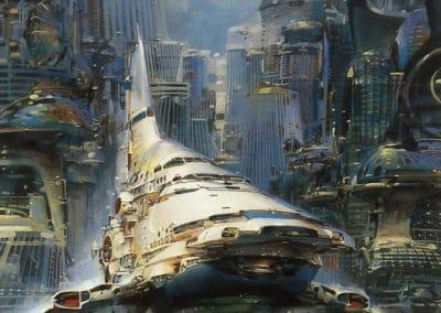 Science-fiction - John Berkey 1960 (19)