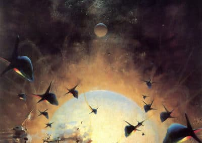 Science-fiction - John Berkey 1960 (2)
