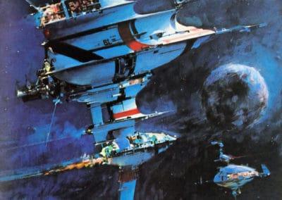 Science-fiction - John Berkey 1960 (21)