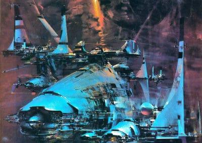 Science-fiction - John Berkey 1960 (22)