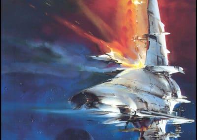 Science-fiction - John Berkey 1960 (25)