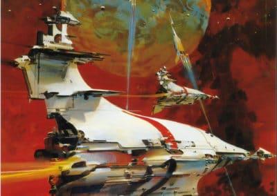 Science-fiction - John Berkey 1960 (29)