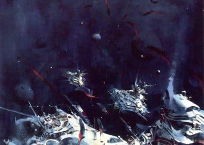 Science-fiction - John Berkey 1960 (3)